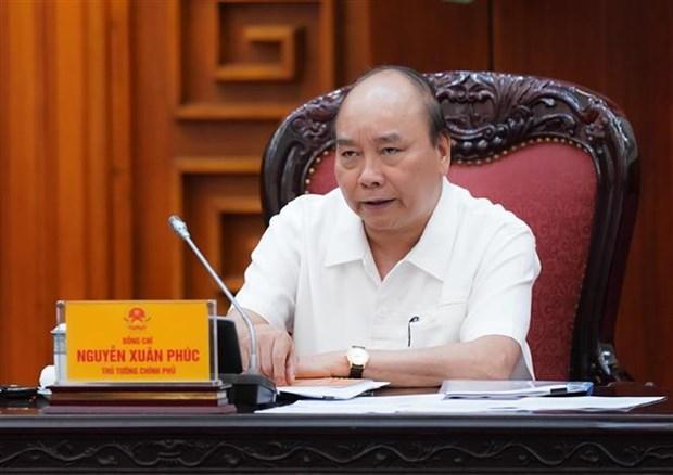 政府常务委员会就北南高速公路以东3个路段投资项目召开会议 hinh anh 2