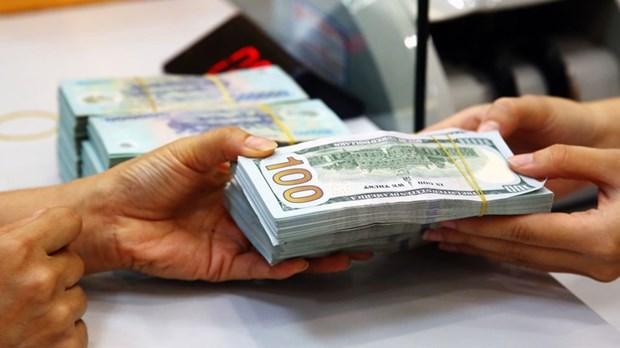 7月9日越盾对美元汇率中间价下调3越盾 hinh anh 1
