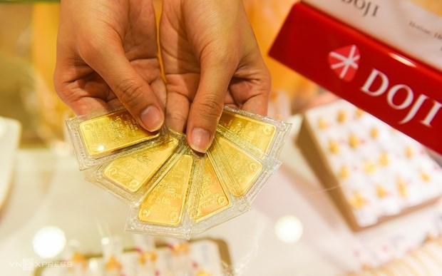 7月9日越南国内黄金价格再创新高 hinh anh 1