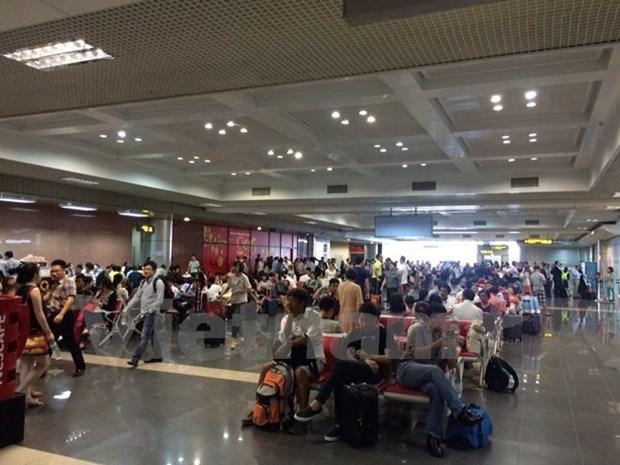 减少航班延误或取消航班现象 为旅客提高服务质量 hinh anh 1