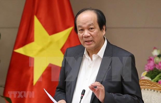越南政府信息报告系统将于8月15日上线运行 hinh anh 1