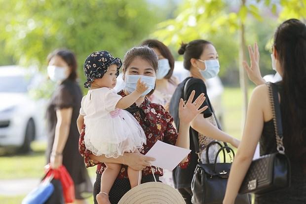 新冠肺炎疫情:越南连续84天无新增本地确诊病例 治愈率为94% hinh anh 1