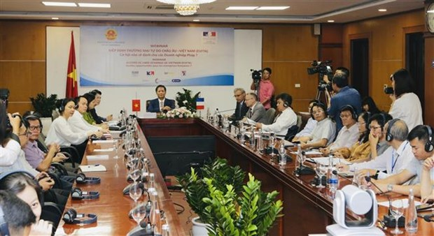 越南与法国企业迎来融入全球供应链的机遇 hinh anh 2