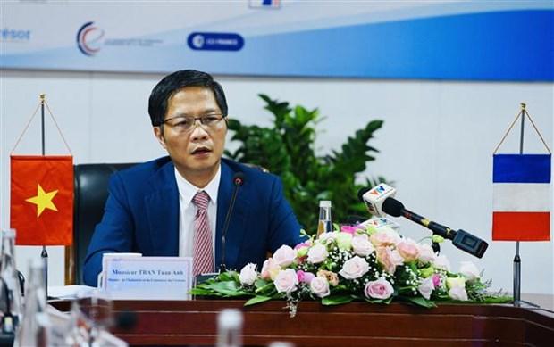 越南与法国企业迎来融入全球供应链的机遇 hinh anh 1