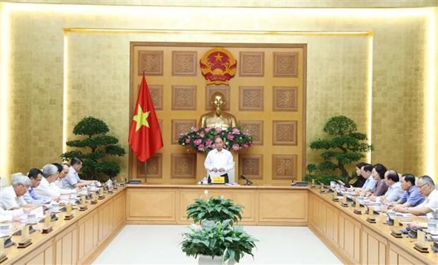 阮春福:完善体制和政策,促进行政改革,提升经济体的竞争力 hinh anh 2