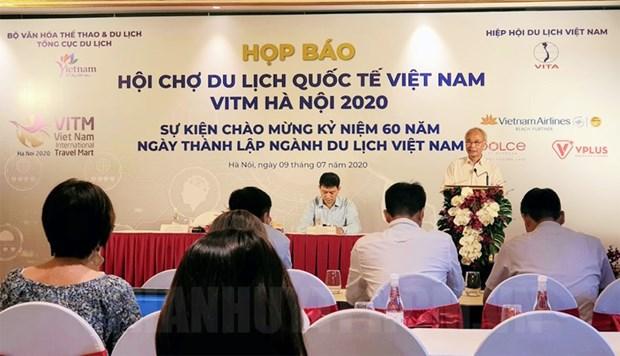 2020年国际旅游展将于2020年8月举行 hinh anh 1