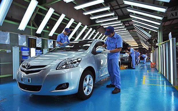 购置税调整政策为越南汽车市场注入新动力 hinh anh 1