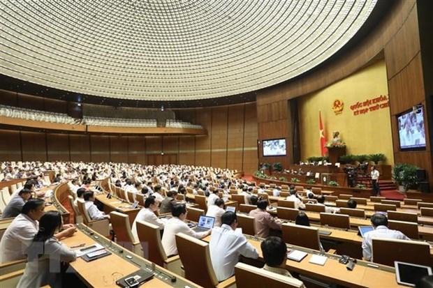 越南国家主席签署主席令公布国会通过的10项法律 hinh anh 2