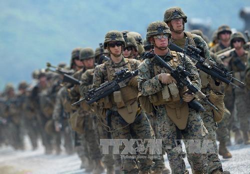 泰国与美国签署战略共同愿景声明 hinh anh 1