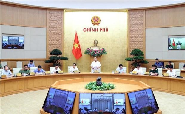 阮春福要求积极主动解决滞留海外的越南公民回国问题 hinh anh 1