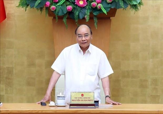 越南政府总理要求将越南劳务人员从赤道几内亚接回国 hinh anh 1