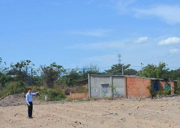 巴地头顿省解决拆迁征地工作存在的问题 hinh anh 1