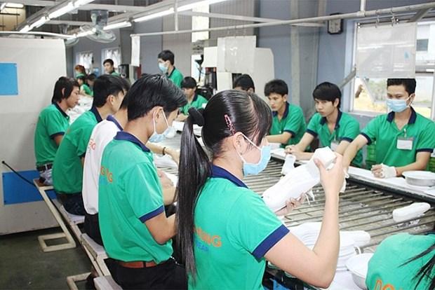 2020年上半年平阳省贸易顺差额达26亿美元 hinh anh 1