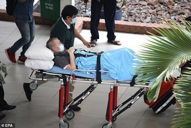 外国媒体:第91例患者治愈出院——越南成功抗击疫情的象征 hinh anh 1