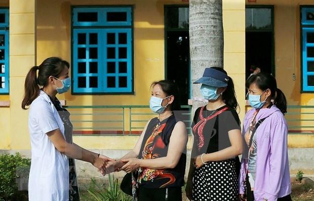 越南88天无新增本地病例 hinh anh 1