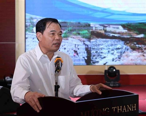 越南积极主动预防自然灾害并开展灾后重建工作 hinh anh 2