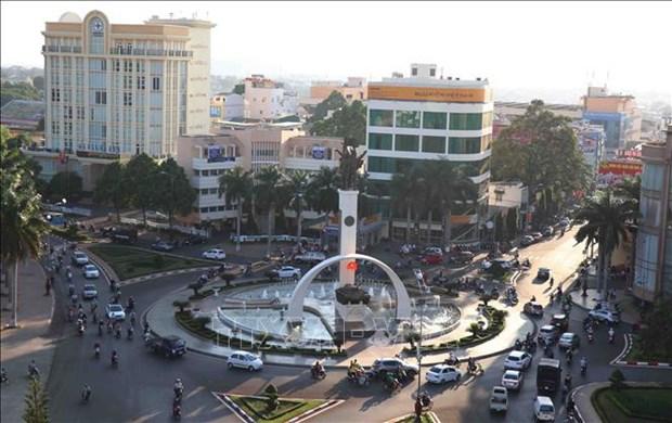 将邦美蜀市发展成为西原地区的中心都市区 hinh anh 1