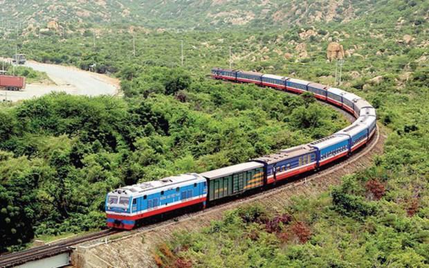 越南铁路总公司手机购票及在线支付应用程序将于7月15日正式上线 hinh anh 1