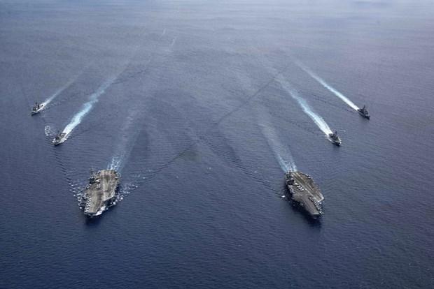 美国驳斥中国在东海上的几乎所有主权声索 hinh anh 2