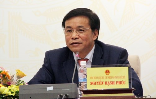 第46届国会常务委员会:越南第十四届国会第十次会议将继续以视频形式召开 hinh anh 1