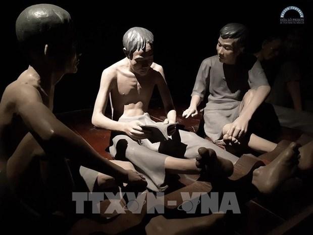 """火炉监狱夜间旅游线路 让游客变成""""历史体验者"""" hinh anh 1"""