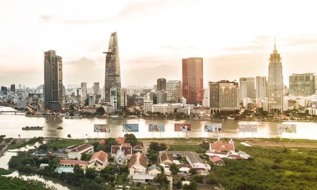 """越南房地产市场透明度跃升至""""半透明""""层级 hinh anh 1"""