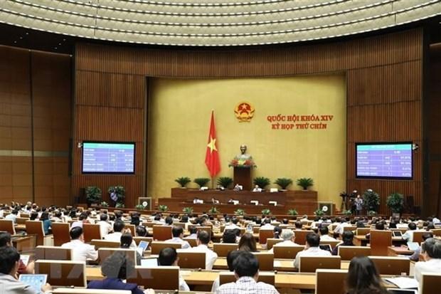 2021年越南国会对多项内容行使最高监督权 hinh anh 1