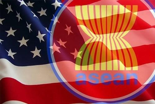 越南--美国与东盟关系的重要桥梁 hinh anh 1