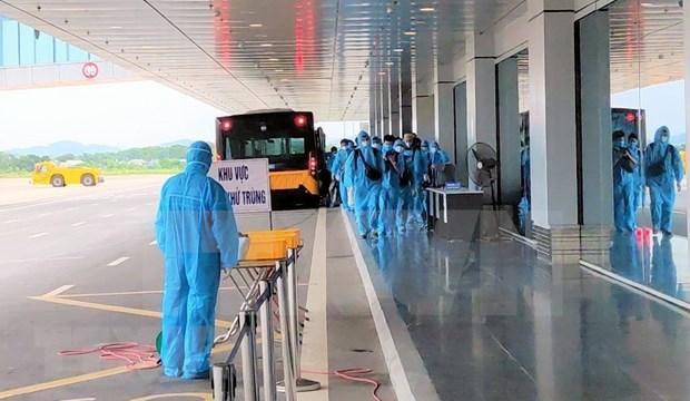 越南新增8例新冠肺炎确诊病例 hinh anh 1