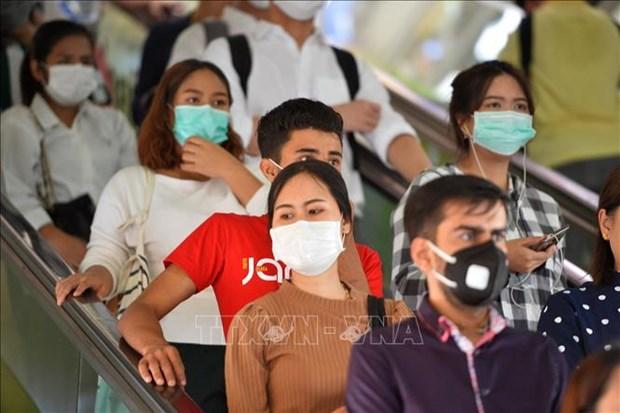 泰国允许外国人在线办理劳动许可延期手续 新加坡与菲律宾新冠肺炎确诊病例继续增加 hinh anh 1