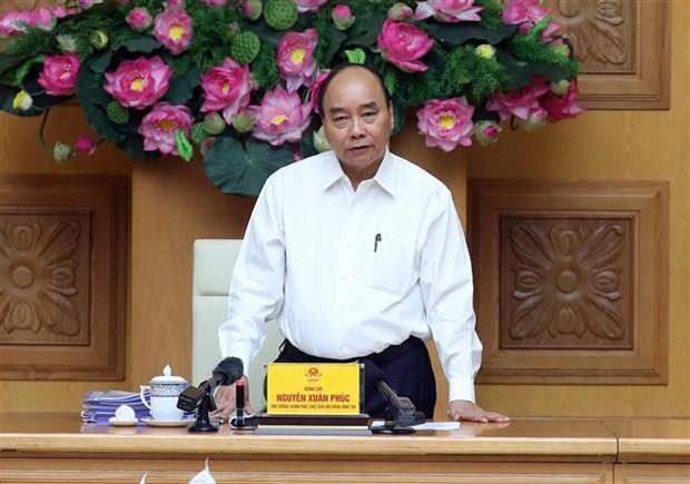 """越南政府总理阮春福:严防在竞赛和奖励工作中的""""成绩病"""" hinh anh 2"""