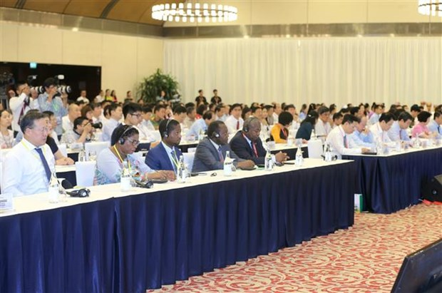 加强党对政策性贷款领导力度的指示5年实施情况总结会议在河内召开 hinh anh 3