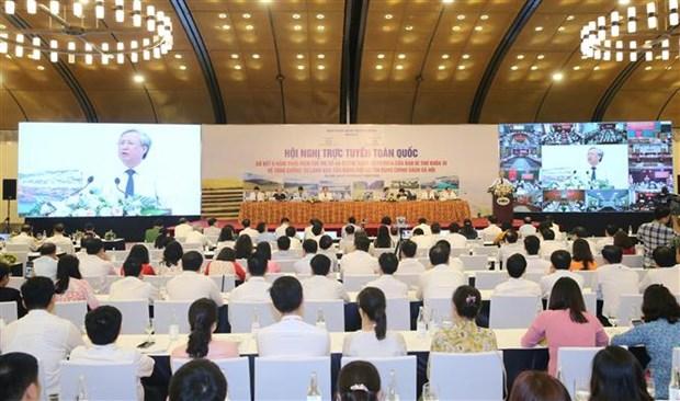 陈国旺:进一步提高政策性贷款效果 向穷人和弱势群体提供更好援助 hinh anh 2