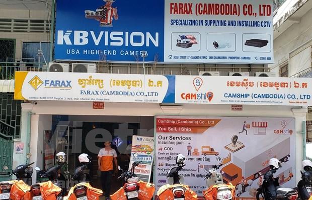 旅柬越南企业积极克服困难 推动生产稳步前进 hinh anh 1