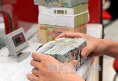越南发行政府债券成功筹资15.6万亿越盾 hinh anh 1