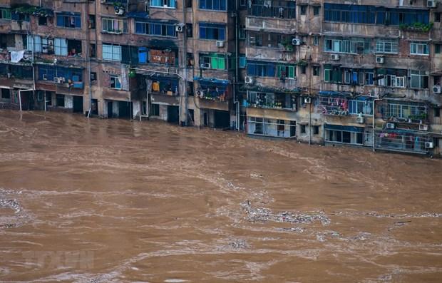 2020东盟轮值主席国年:东盟外长就中国洪涝灾害发表声明 hinh anh 1