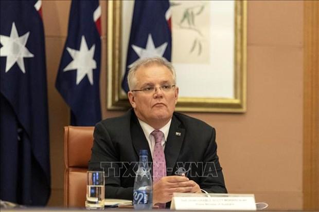 澳大利亚总理强调支持东海航行自由 hinh anh 1
