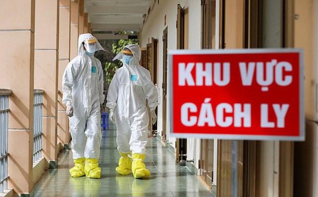 新冠肺炎疫情:正在各家医疗机构接受治疗的确诊病例只剩28例 hinh anh 1