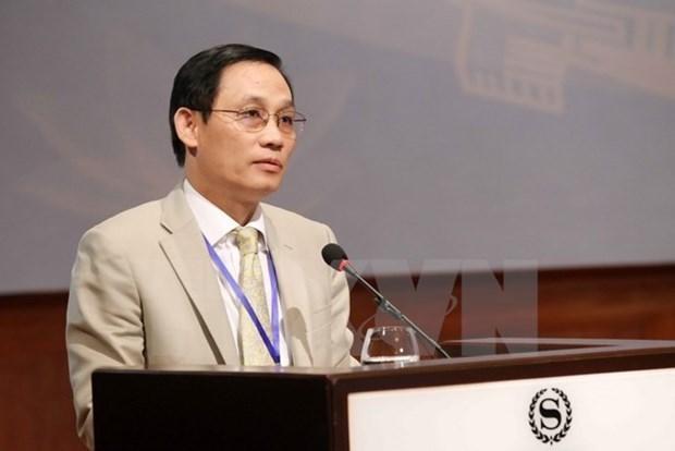 越中双边合作指导委员会秘书长举行视频会晤 hinh anh 1