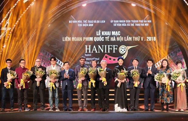 第6届河内国际电影节推迟到2022年举行 hinh anh 1