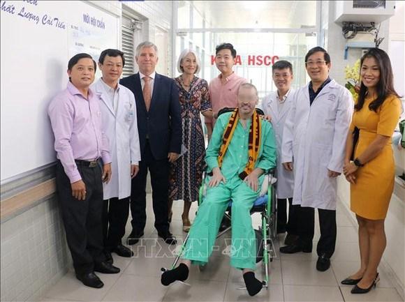 英国协助越南展开健康促进计划 hinh anh 1