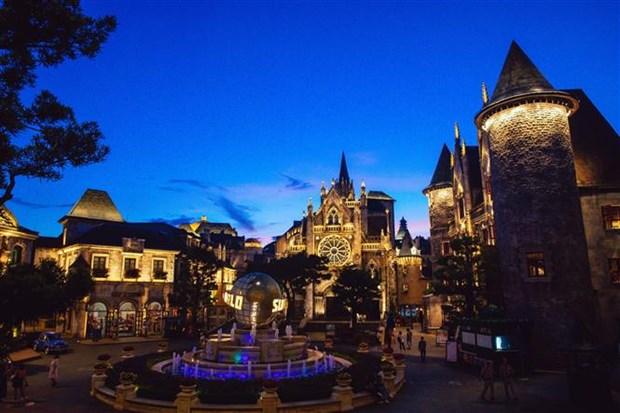 岘港市推出多种特色新旅游产品吸引游客 hinh anh 3