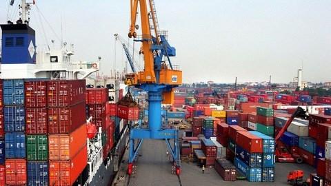 2020年上半年越南贸易顺差远高于既定目标 hinh anh 1
