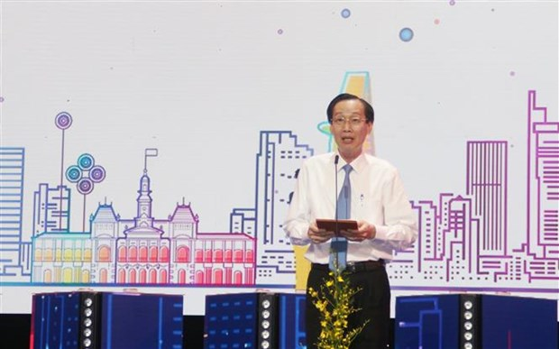 2020年第16届胡志明市旅游节正式开幕 hinh anh 1