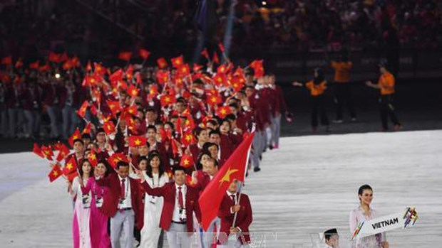 越南为第31届东南亚运动会和第11届东盟残疾人运动会做出积极准备 hinh anh 1