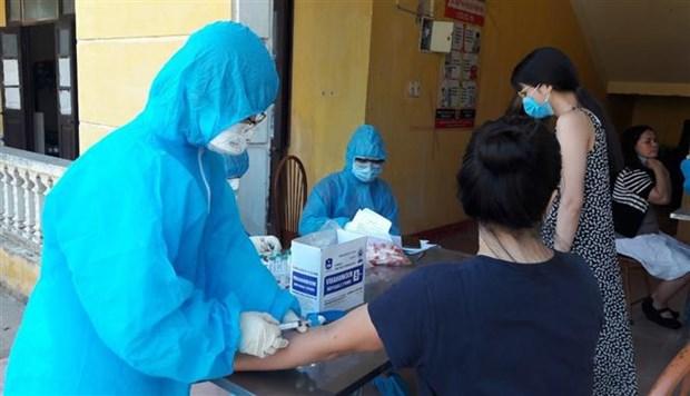 越南连续93天无新增本地新冠肺炎确诊病例 无死亡病例 hinh anh 1