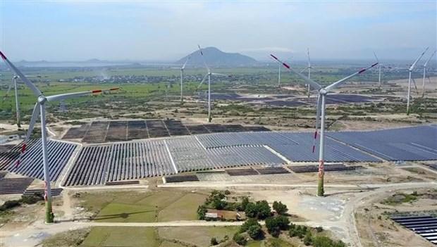 能源工业成为宁顺省的一大亮点 hinh anh 1
