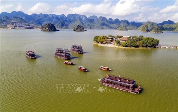 越南旅游征服国内游客 hinh anh 1