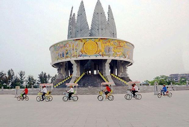 广宁省沙伟塔荣获2020年东盟城市可持续旅游奖 hinh anh 2