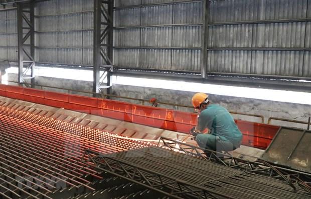 越美钢铁产业合作的潜力巨大 hinh anh 1